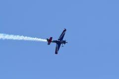 Matt Hall von Australien führt während Red Bull-Wettfliegen durch Lizenzfreie Stockbilder