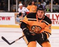 Matt Hunwick Boston Bruins Stockfotos