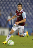 Matt Jarvis of West Ham United Royalty Free Stock Photography