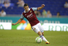 Matt Jarvis of West Ham United Stock Photography