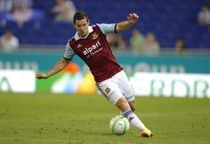 Matt Jarvis of West Ham United Stock Photography