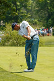 Matt Kuchar at the Memorial Tournament Stock Images