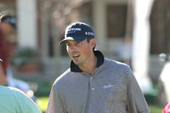 Matt Kuchar, Pebble Beach 2006 Stock Images