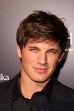 Matt Lanter Photos libres de droits