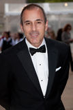 Matt Lauer. NEW YORK - MAY 18: Matt Lauer attends the 69th Annual American Ballet Theatre Spring Gala at The Metropolitan Opera House on May 18, 2009 in New York Stock Photo