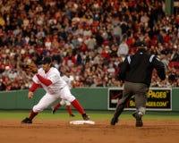 Matt Lawton, Cleveland Indians. Stock Image