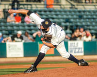 Matt Marsh, Charleston RiverDogs Royalty Free Stock Photography