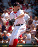Matt milda Boston Red Sox Royaltyfria Bilder