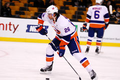 Matt Moulson New York Islanders. New York Islanders star forward Matt Moulson #26 royalty free stock photo