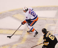 Matt Moulson New York Islanders. New York Islanders forward Matt Moulson #26 royalty free stock photography