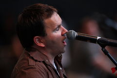 Matt Redman Royalty Free Stock Image