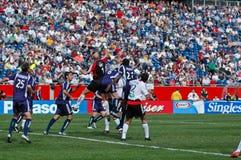 Matt Reis Revolution goalkeeper Royalty Free Stock Image