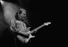 Matt Schofield на фестивале джаза Монреаля Стоковое Фото