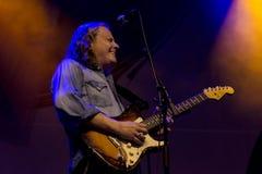 Matt Schofield no Montreal Jazz Fest Foto de Stock