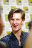 Matt Smith Lizenzfreies Stockbild