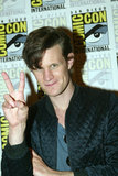 Matt Smith Lizenzfreie Stockbilder