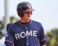 Matt Tellor, Rome Braves. Stock Photo