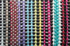 Matt textil Royaltyfria Foton