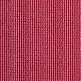 Matt textur för röd yoga Arkivfoto