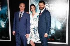 Matt Walsh, Sarah Wayne Callies, Richard Armitage Lizenzfreies Stockbild