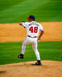 Matt Whiteside, Atlanta Braves Stock Photos