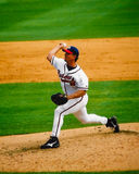 Matt Whiteside, Atlanta Braves Stock Images
