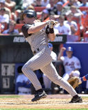 Matt Williams, 3B, Arizona Diamondbacks Royalty-vrije Stock Afbeeldingen