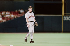 Matt Williams, San Francisco Giants Royalty Free Stock Images