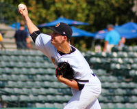 Matt Wotherspoon Charleston RiverDogs Royaltyfri Bild