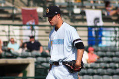Matt Wotherspoon Charleston RiverDogs Arkivfoto