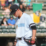 Matt Wotherspoon Charleston RiverDogs Stock Photography