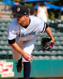 Matt Wotherspoon Charleston RiverDogs Stock Images