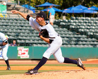 Matt Wotherspoon Charleston RiverDogs Royalty Free Stock Photography