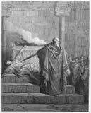 Mattathias και το Apostate απεικόνιση αποθεμάτων