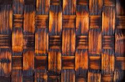De matte textuur van het bamboe Royalty-vrije Stock Foto