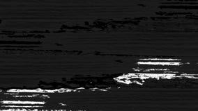Matte kanal för abstrakt för målarfärgborste för slaglängd för övergång för whit luma för alfabetisk arkivfilmer
