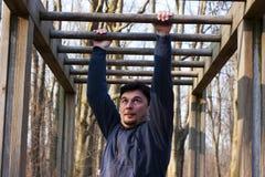 Matte-Lager-Training Stockbilder
