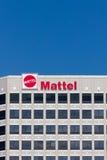 Mattel kwater głównych Korporacyjny Budować Obraz Royalty Free
