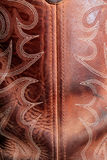 Matteleder stockbild
