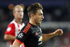 Matteo Darmian Manchester Unied Stock Images