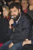Matteo oleotto italian director Stock Photo