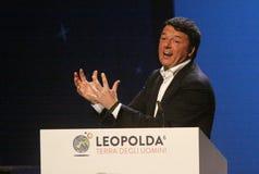 Matteo Renzi Royalty Free Stock Photo