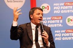 Matteo Renzi Fotos de Stock