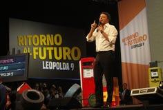 Matteo Renzi zdjęcie stock