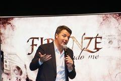 Matteo Renzi fotos de archivo