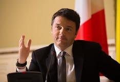 Matteo Renzi Obraz Stock
