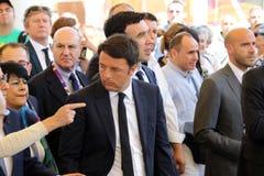 Matteo Renzi 免版税库存照片