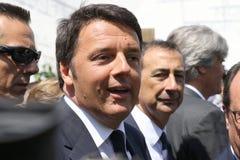 Matteo Renzi Arkivfoto