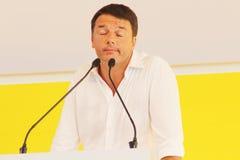 Matteo Renzi, Itália Foto de Stock