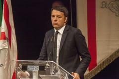 Matteo Renzi Royalty Free Stock Photos